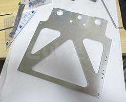 3Dプリンター用アルミテーブル