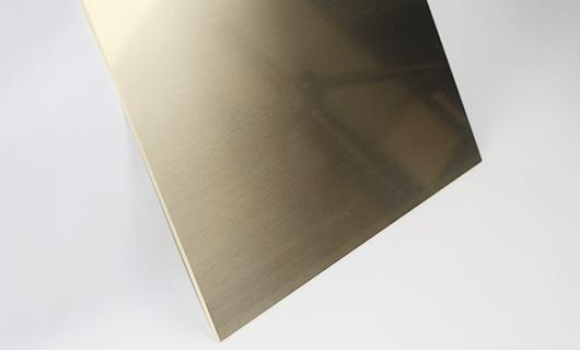 四角形か丸型の金属素材ご注文ページです