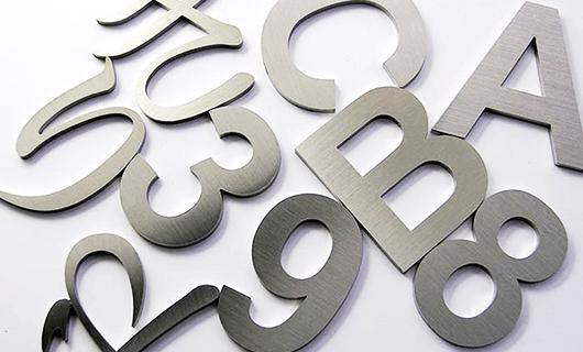 切り文字系製品のご注文ページです